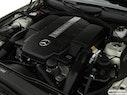 2003 Mercedes-Benz SL-Class Engine