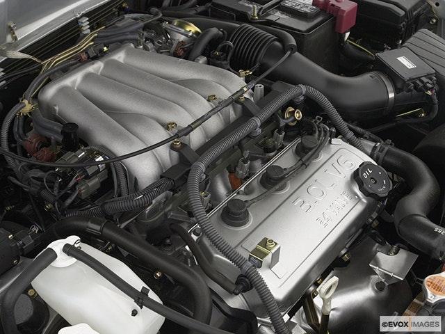 2003 Mitsubishi Galant Engine