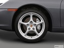 2003 Porsche 911 Front Drivers side wheel at profile