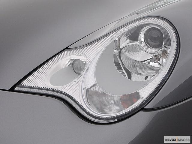 2003 Porsche 911 Drivers Side Headlight