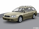 2003 Subaru Legacy Front angle view