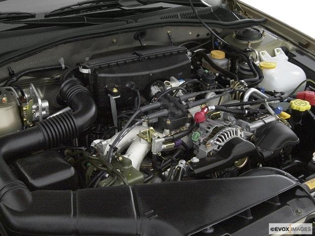 2003 Subaru Legacy Engine