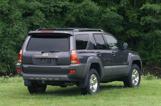 2003 Toyota 4Runner Exterior