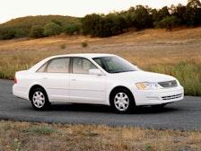 2003 Toyota Avalon Review