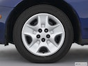 2003 Toyota Celica Front Drivers side wheel at profile