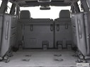 2003 Toyota Land Cruiser Trunk open
