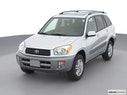 2003 Toyota RAV4 Front angle view