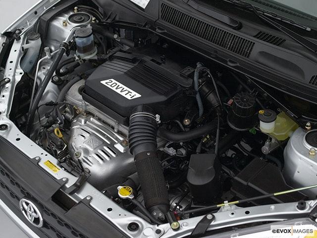 2003 Toyota RAV4 Engine