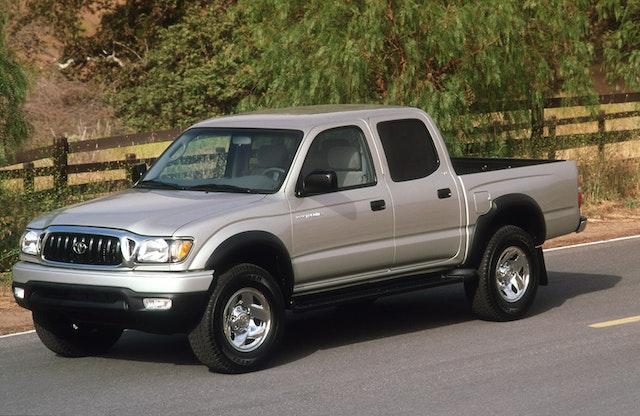 2003 Toyota Tacoma Exterior