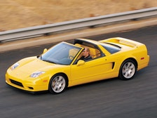 2004 Acura NSX Review
