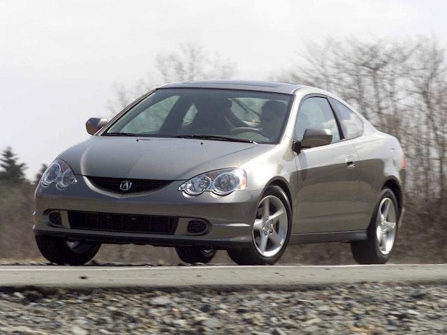 2004 Acura RSX Exterior