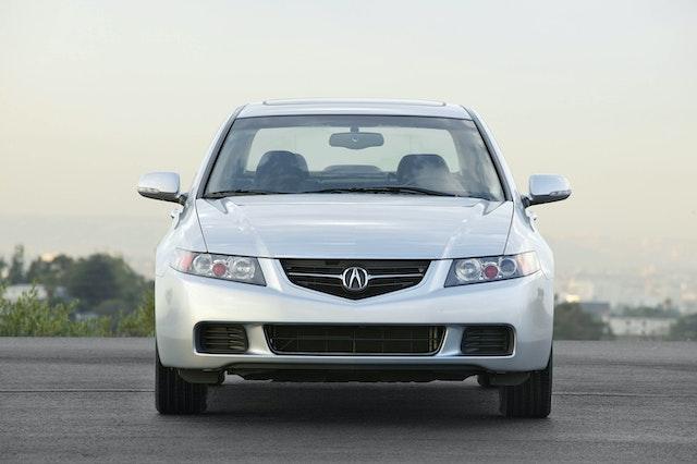 2004 Acura TSX Exterior