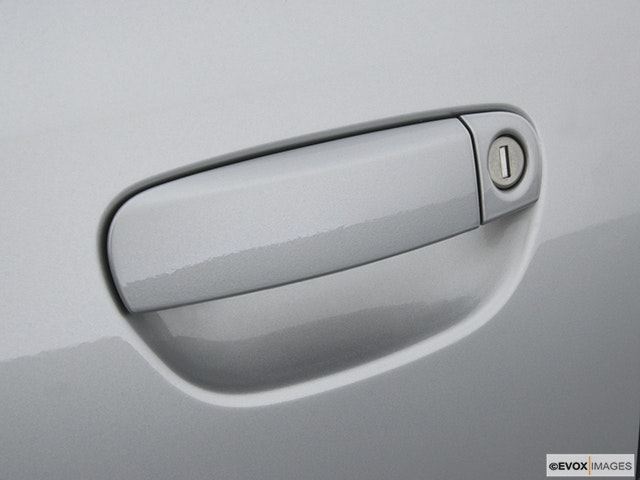 2004 Audi A4 Drivers Side Door handle