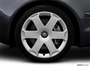 2004 Audi S4 Front Drivers side wheel at profile