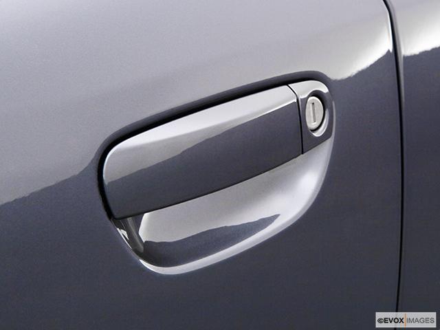 2004 Audi S4 Drivers Side Door handle