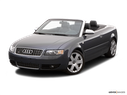 2004 Audi S4 Front angle view