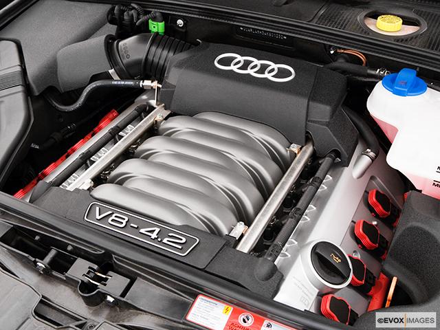2004 Audi S4 Engine