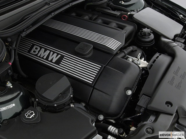 2004 BMW 3 Series Engine