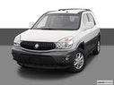 2004 Buick Rendezvous Front angle view