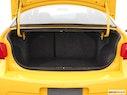 2004 Chevrolet Cavalier Trunk open