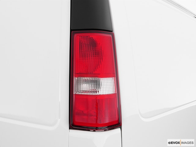 2004 Chevrolet Express Cargo Passenger Side Taillight