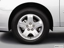 2004 Chevrolet Malibu Front Drivers side wheel at profile