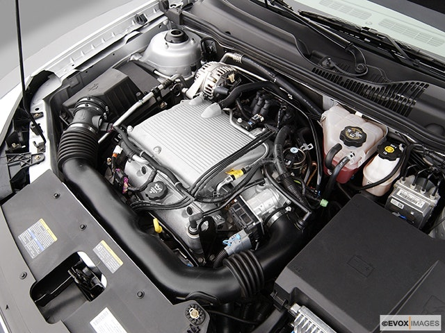 2004 Chevrolet Malibu Engine