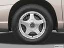 2004 Chevrolet Monte Carlo Front Drivers side wheel at profile