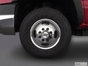 2004 Chevrolet Silverado 3500 Front Drivers side wheel at profile