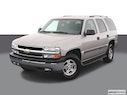 2004 Chevrolet Tahoe Front angle view