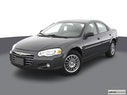 2004 Chrysler Sebring Front angle view