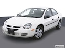 2004 Dodge Neon Front angle view