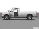2004 Dodge Ram Pickup 2500 Driver's side profile with drivers side door open
