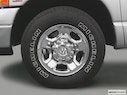 2004 Dodge Ram Pickup 2500 Front Drivers side wheel at profile
