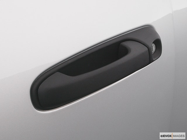 2004 Dodge Ram Pickup 2500 Drivers Side Door handle
