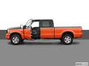 2004 Ford F-250 Super Duty Driver's side profile with drivers side door open