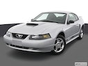 2004 Ford Mustang Front angle view