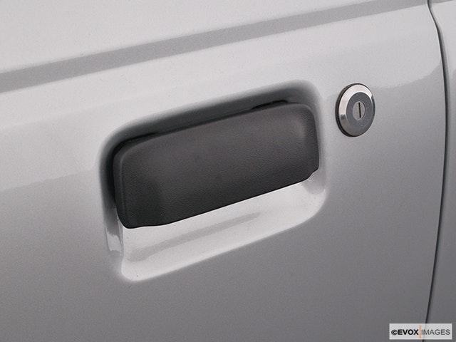 2004 Ford Ranger Drivers Side Door handle