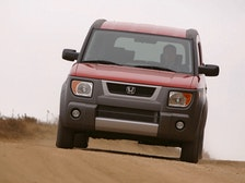 2004 Honda Element Review