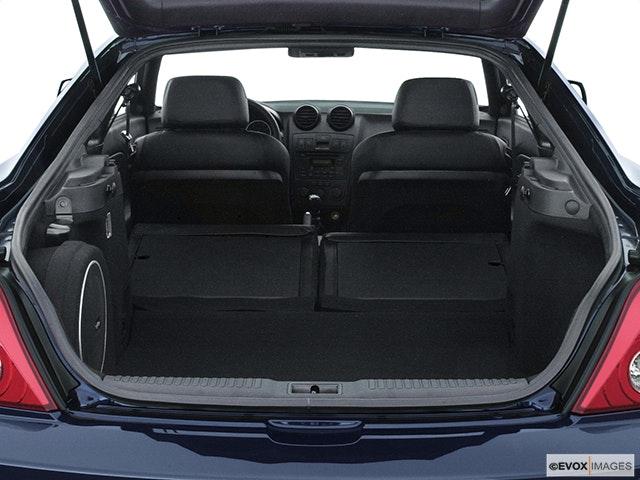 2004 Hyundai Tiburon Trunk open
