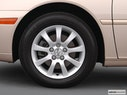 2004 Lexus ES 330 Front Drivers side wheel at profile