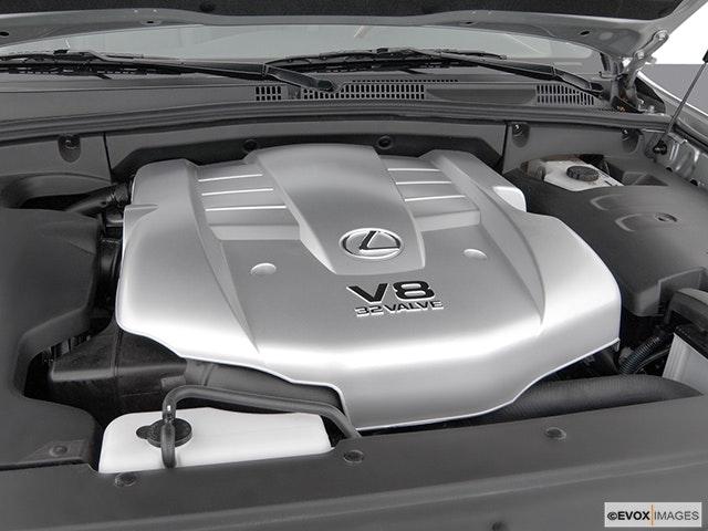 2004 Lexus GX 470 Engine