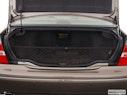 2004 Lexus LS 430 Trunk open