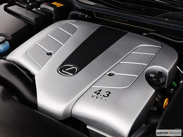 2004 Lexus LS 430 Engine