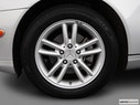 2004 Mercedes-Benz C-Class Front Drivers side wheel at profile