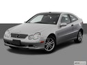 2004 Mercedes-Benz C-Class Front angle view
