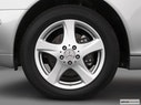 2004 Mercedes-Benz S-Class Front Drivers side wheel at profile