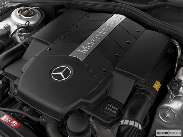 2004 Mercedes-Benz S-Class Engine