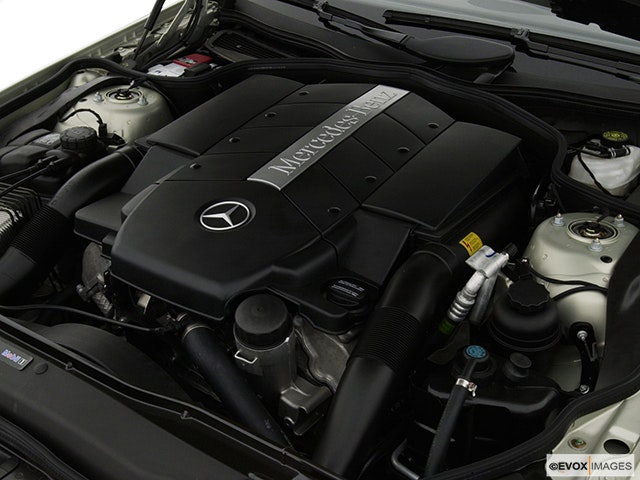 2004 Mercedes-Benz SL-Class Engine
