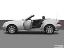2004 Mercedes-Benz SLK Driver's side profile with drivers side door open